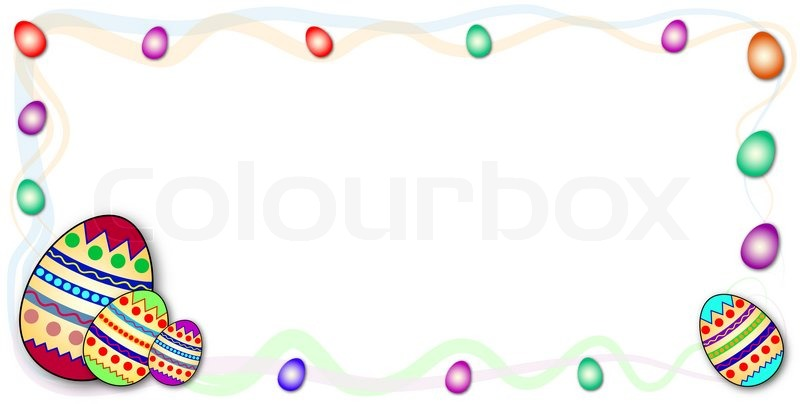 Easter Card | Stock Vector | Colourbox