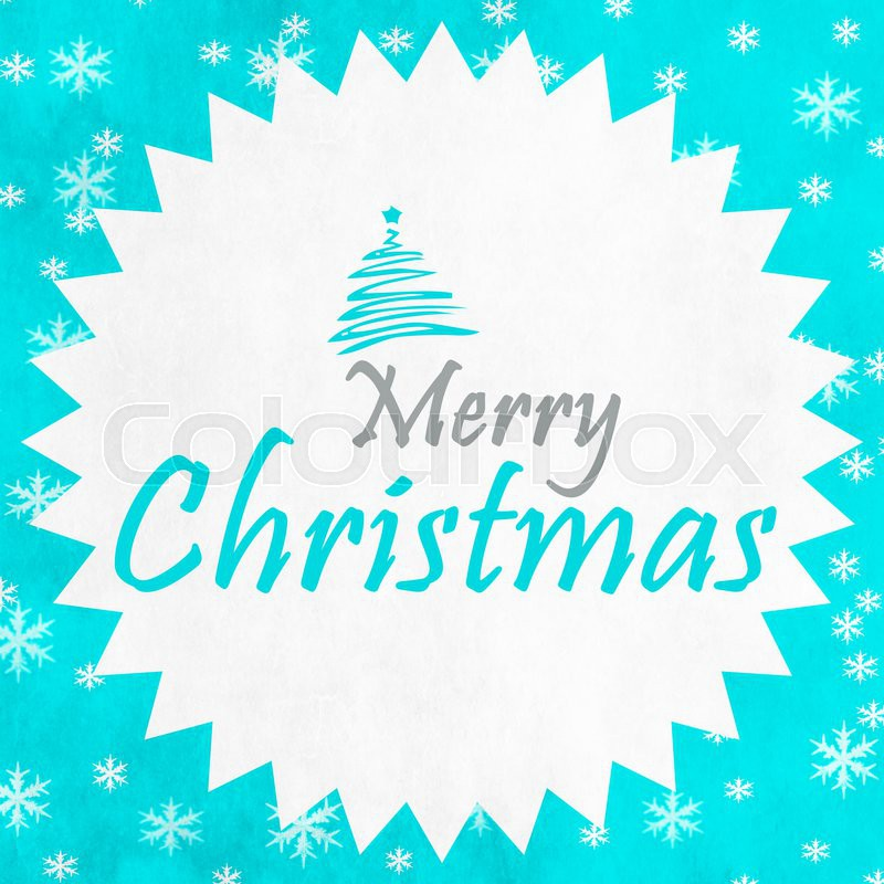 Merry christmas season greetings quote stock photo colourbox m4hsunfo