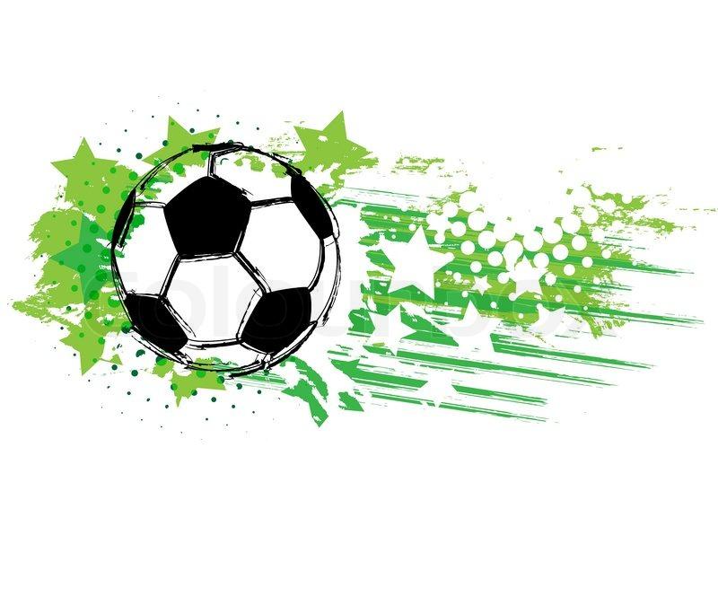 fußball grafik