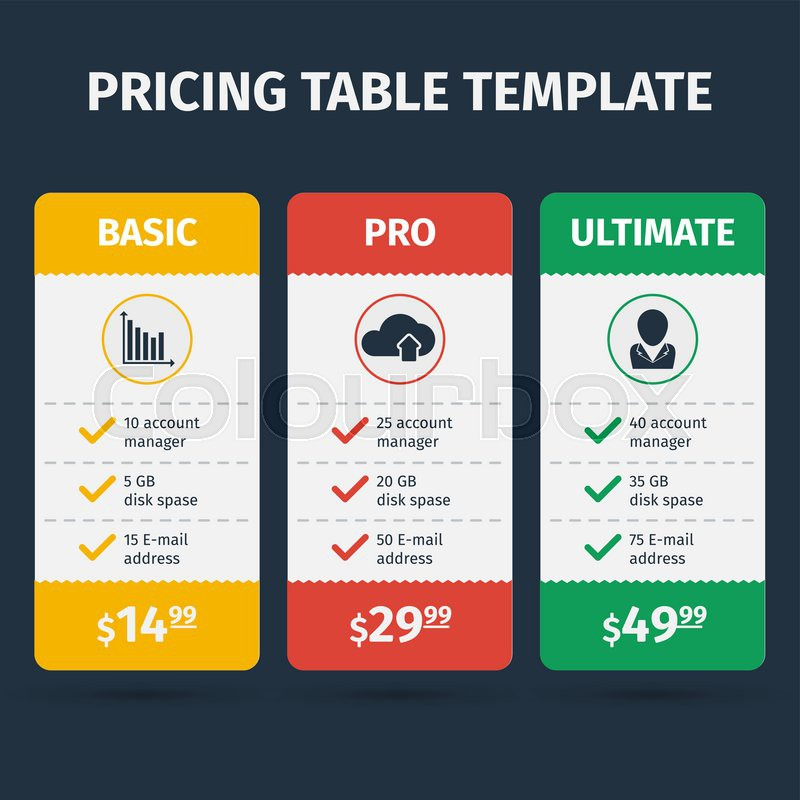 Pricing Plan: Subscription Pricing Plan Template. ...