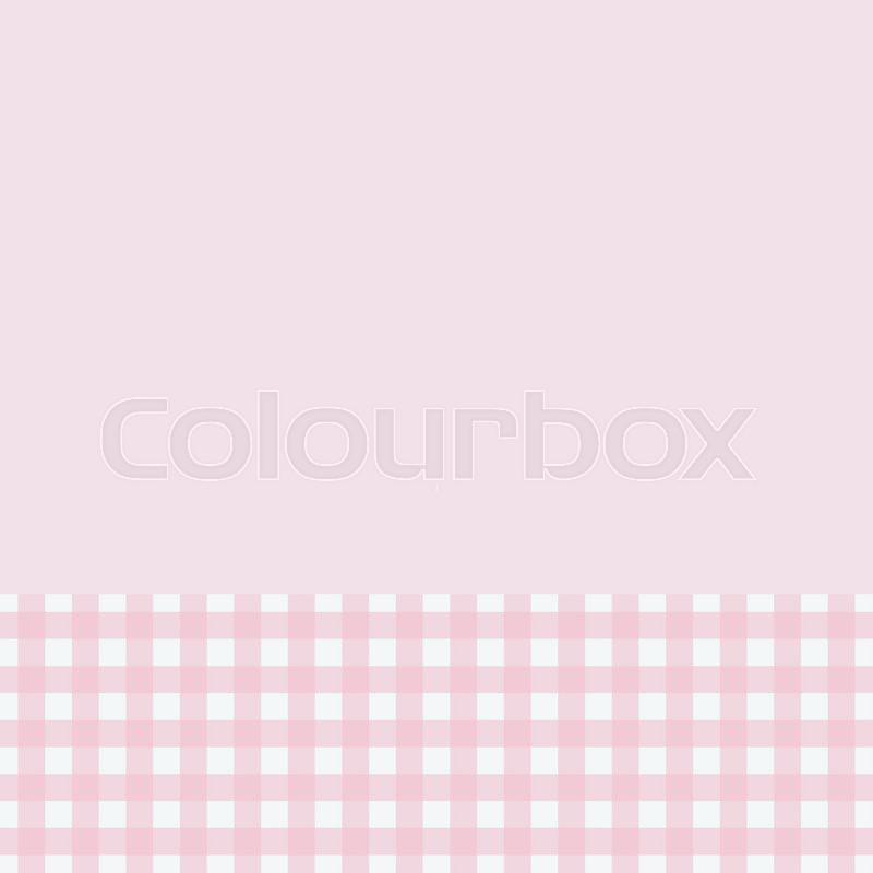 Sweet Card Or Invitation Cute Background And Space To Put Your Own Text Message