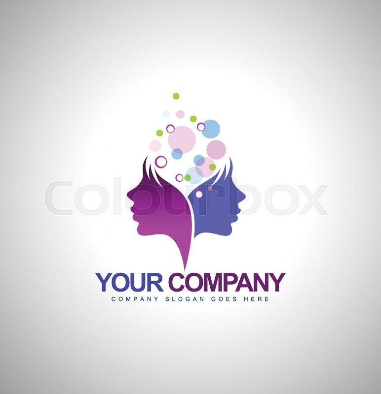 Hair salon logo design ideas joy studio design gallery for 2nd glance salon