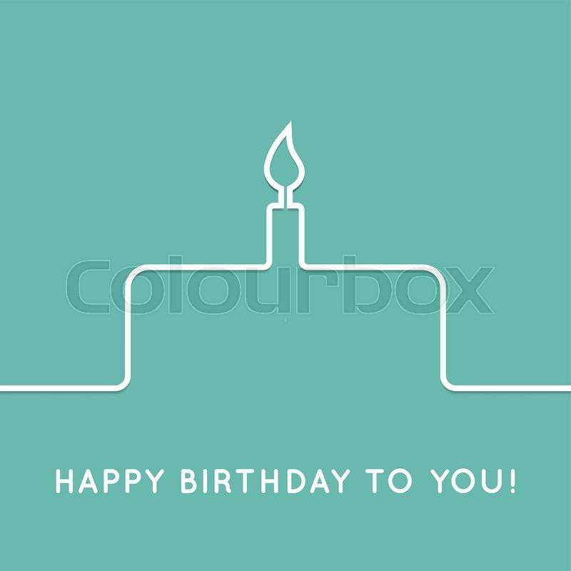 Happy Birthday Retro Images Happy Birthday Retro Postcard