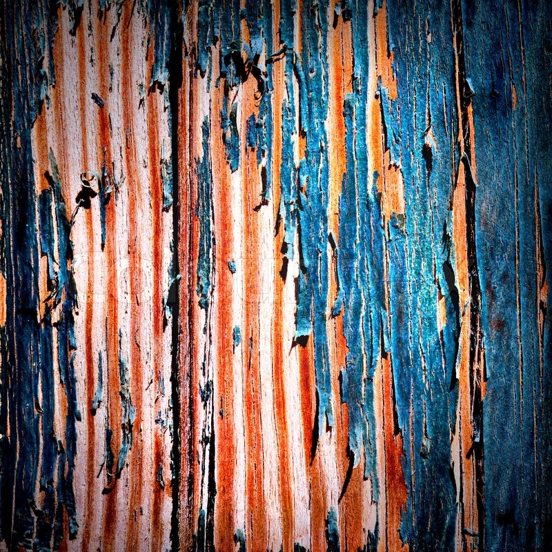 Old Wooden Painted Boards Old Paint Old Wood Texture Web Background Stock Photo Colourbox