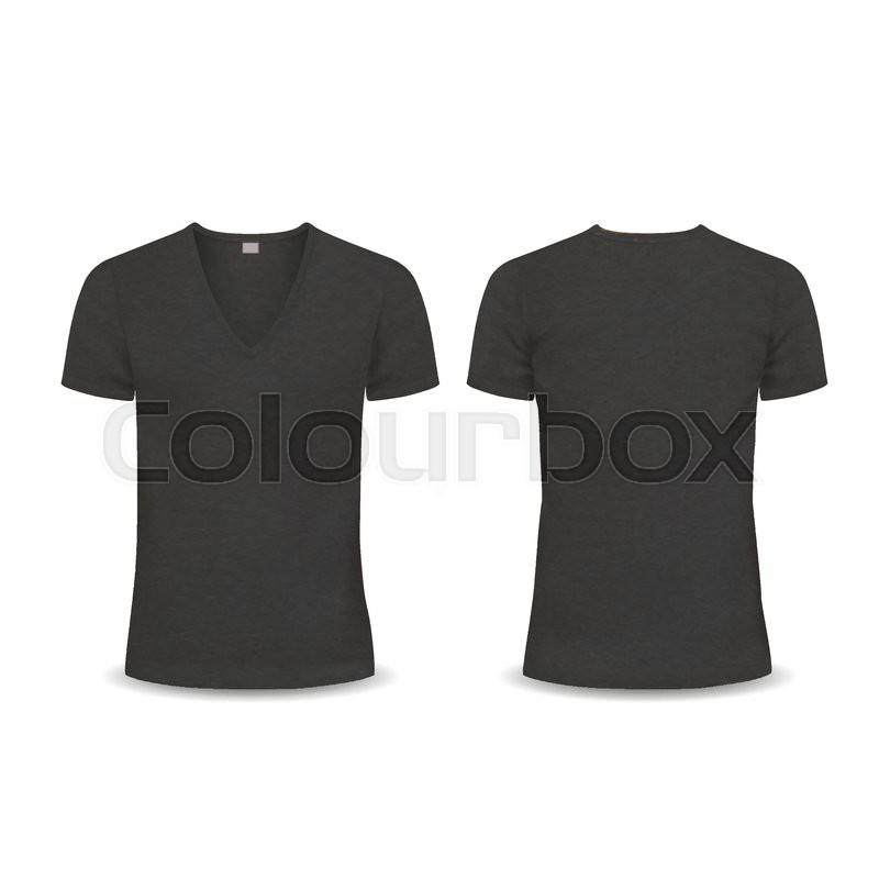 Stock Vector Of T Shirt Design Template Women And Men