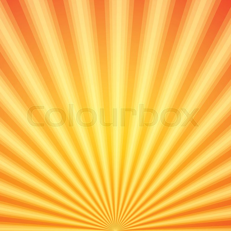 Orange Yellow Shiny Backgrounds For Design Abstract Retro Vintage