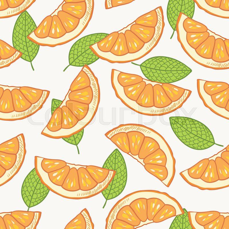 Reif Malen Frucht Vektorgrafik Colourbox