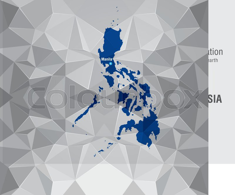 Philippines world map with a pixel diamond texture world geography philippines world map with a pixel diamond texture world geography vector gumiabroncs Image collections