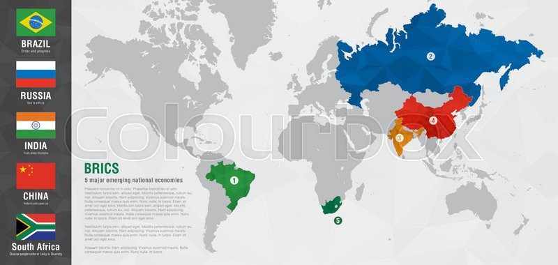 Brics world map with a pixel diamond texture brazil russia india brics world map with a pixel diamond texture brazil russia india china south africa on world map vector gumiabroncs Image collections