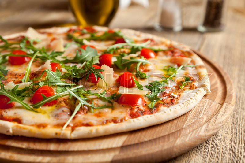 Italian pizza \