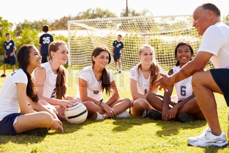 photo of girls high school soccer № 14153