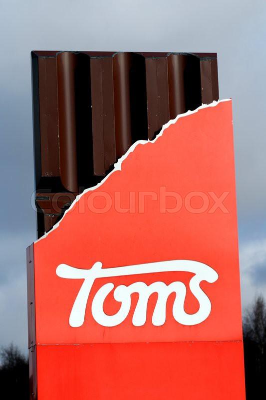 toms chokoladefabrik