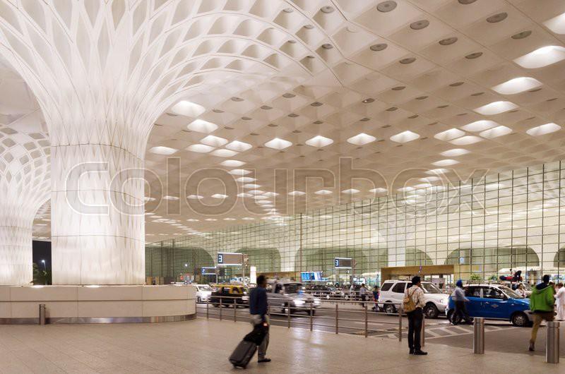 Mumbai India January 5 2015 Tourist Visit Chhatrapati