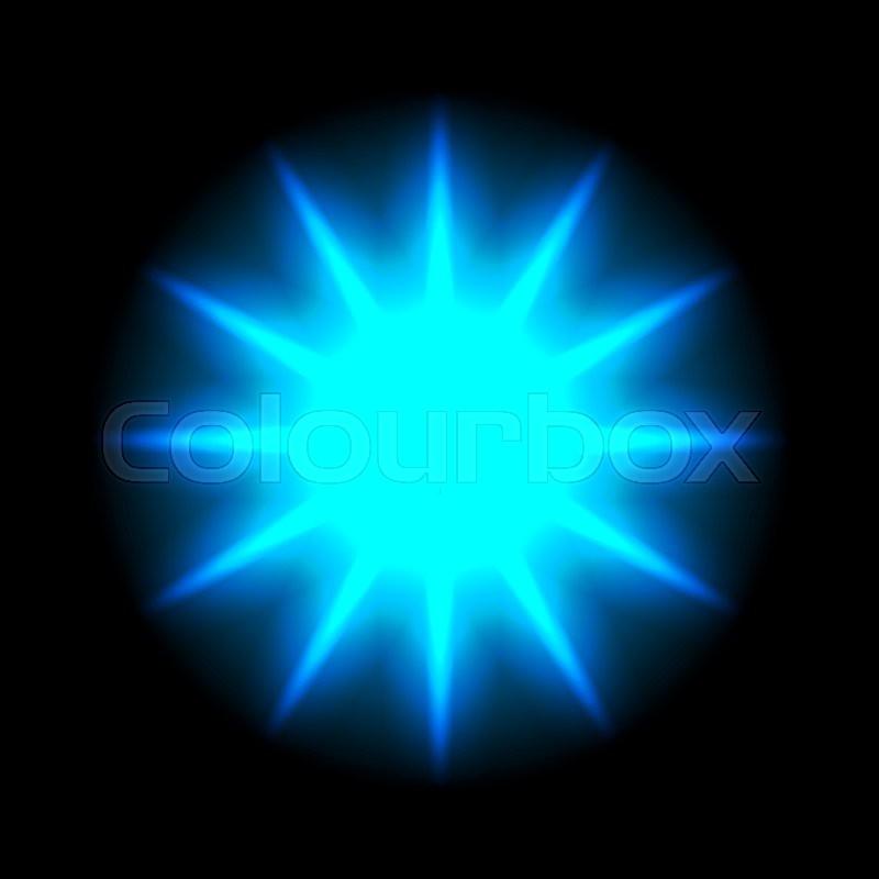 lens flare vector background 44 stock vector colourbox rh colourbox com Warm Sun Clip Art Sun Lens Flare