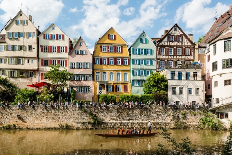 tubingen germany may 17 2015 a stock photo colourbox. Black Bedroom Furniture Sets. Home Design Ideas
