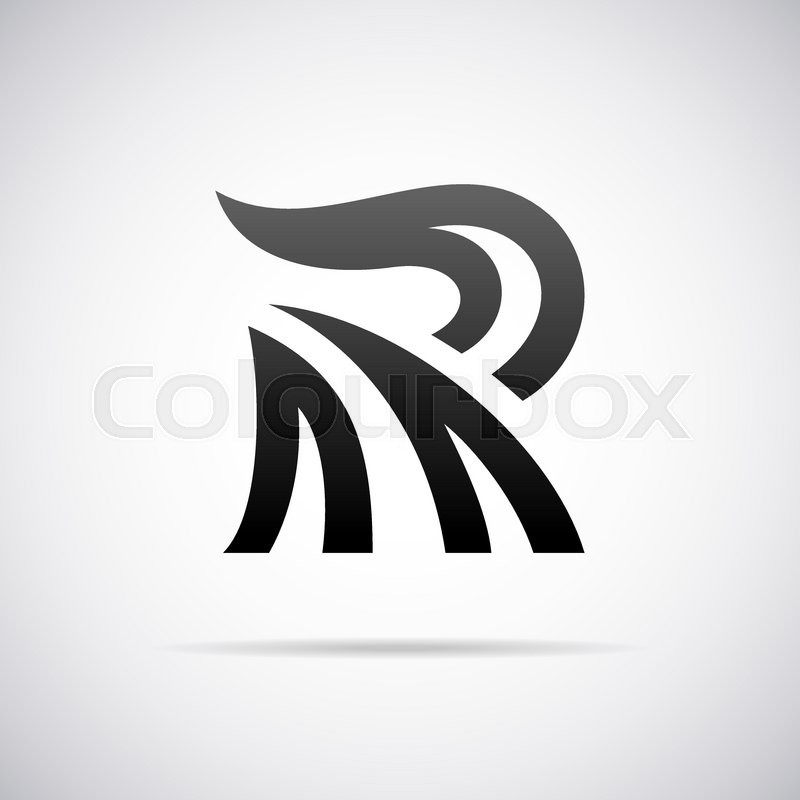 Logo for letter r design template vector illustration stock vector logo for letter r design template vector illustration stock vector colourbox thecheapjerseys Images
