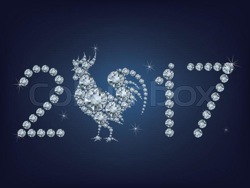 Открытка своими руками на новый год 2017