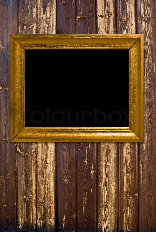 Grunge Wood Background Grunge Wood Background With