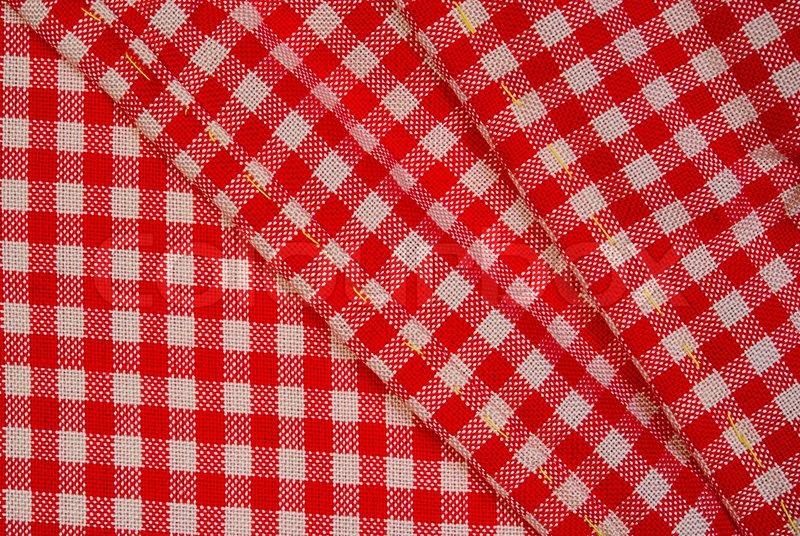 Muster Fur Pflastern : Detaillierte rot Picknick Tuch für design  Stockfoto  Colourbox