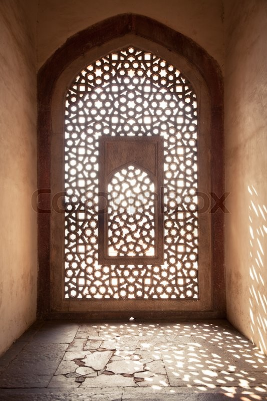 Architecture Photography India delhi, india - 19 september, 2014: architecture details of