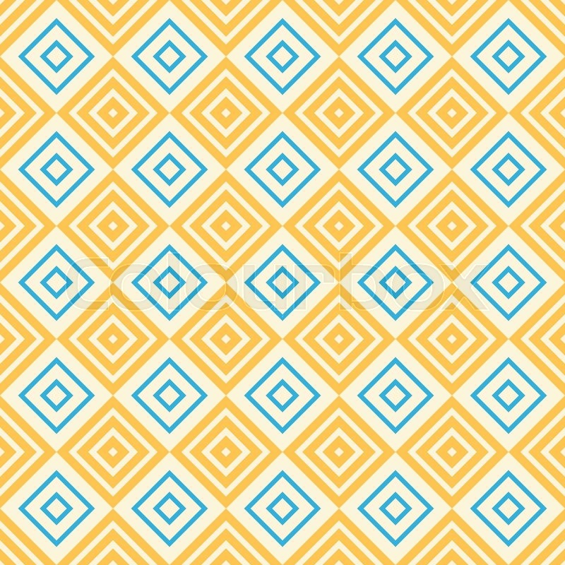 Retro Seamless Pattern Vector Illustration For Kid Design Endless Texture Wallpaper Fill Web Page Background Surface