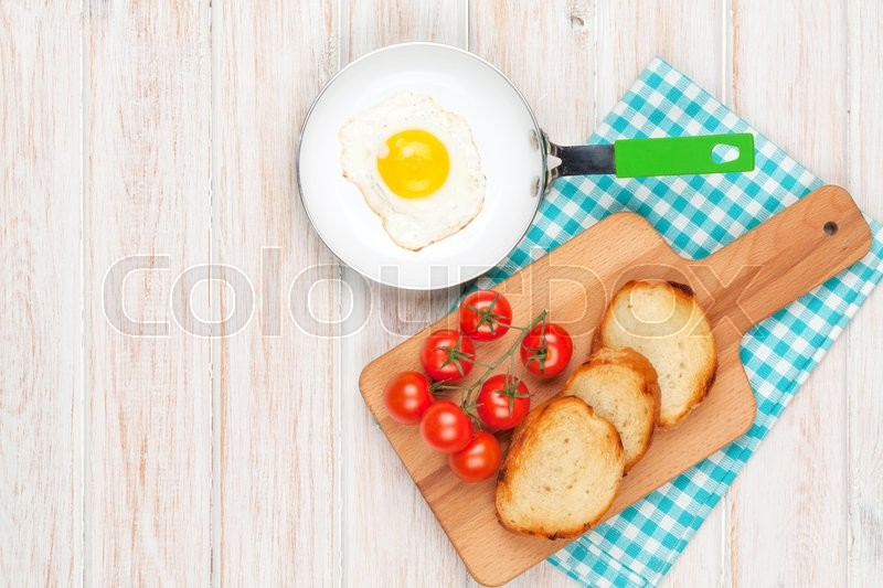 how to make fried tomatoes for breakfast