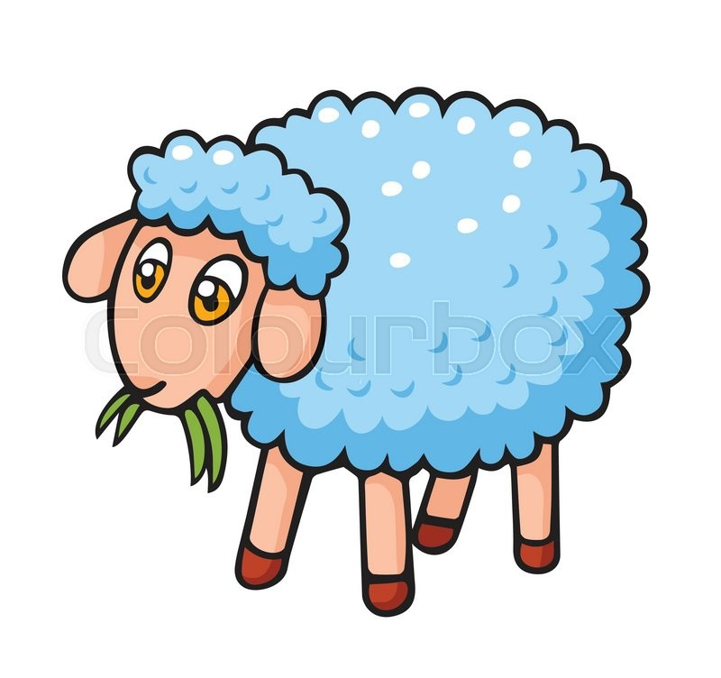 Sheep cartoon images