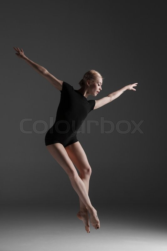 Tanz performer ballerina stockfoto colourbox for Bild ballerina