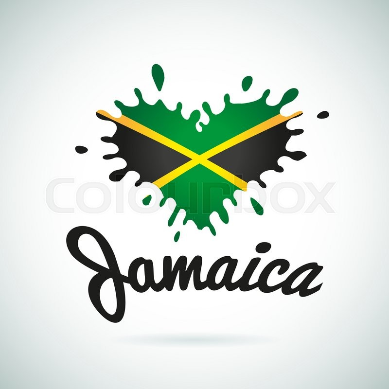 love jamaica lettering heart illustration  carribean music free carnival clip art downloads free carnival cruise clipart