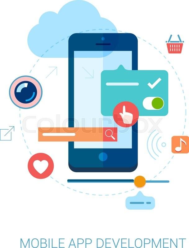 touch screen application development software