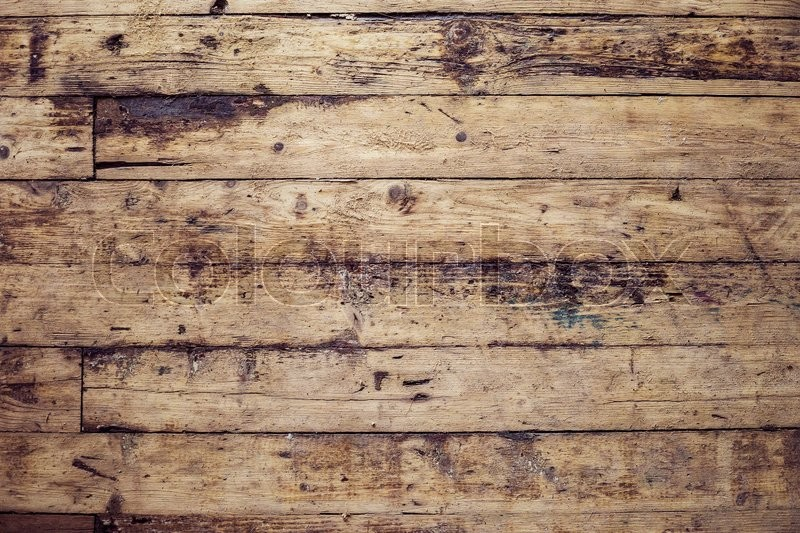 old and shabby floor wooden planks texture stock photo colourbox. Black Bedroom Furniture Sets. Home Design Ideas