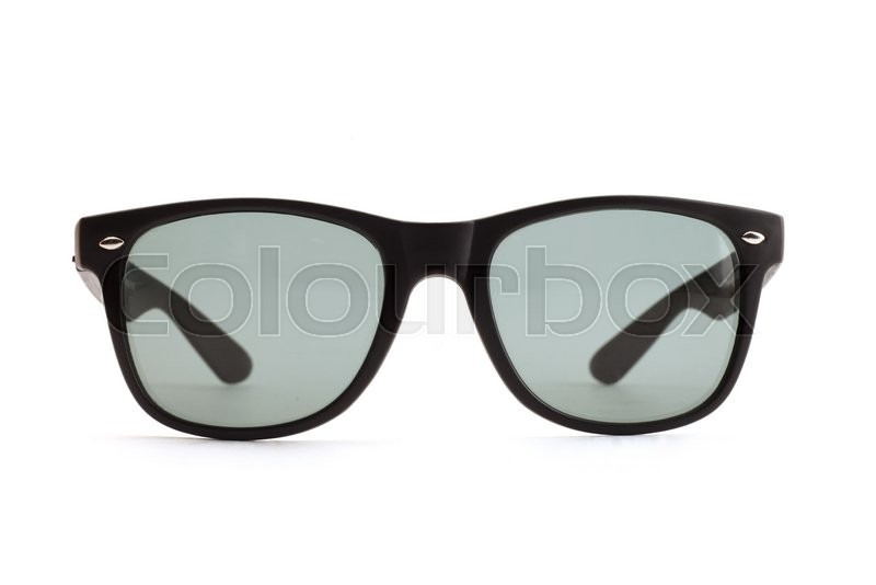 Stock image of 'Sunglasses isolated on white'