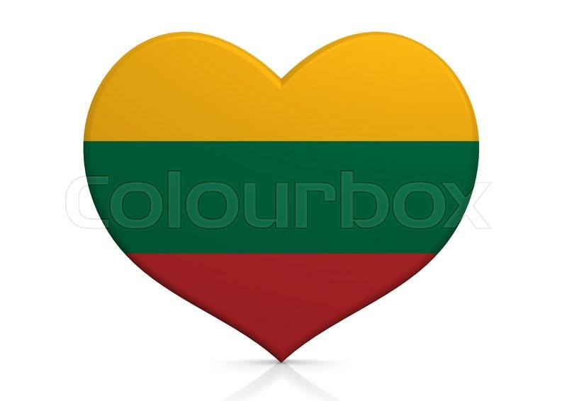Stock image of 'Lithuania'