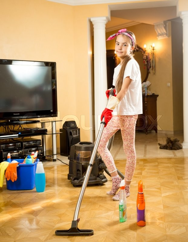 Cleaning The Room Fresh Teen 78