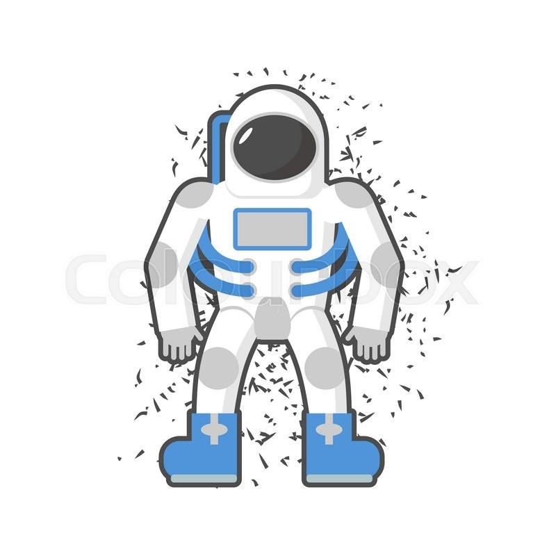 The Astronaut - Cosmic Trash