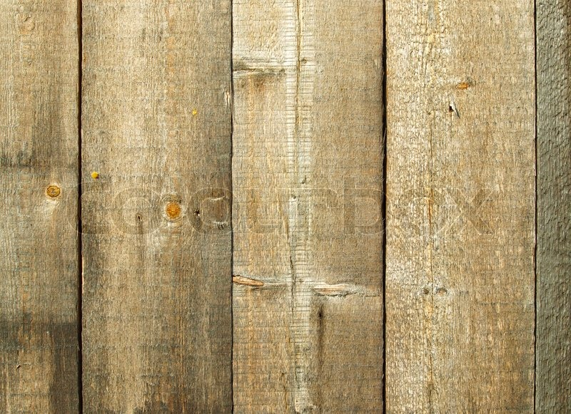 Wooden wall from old pine boards stock photo colourbox