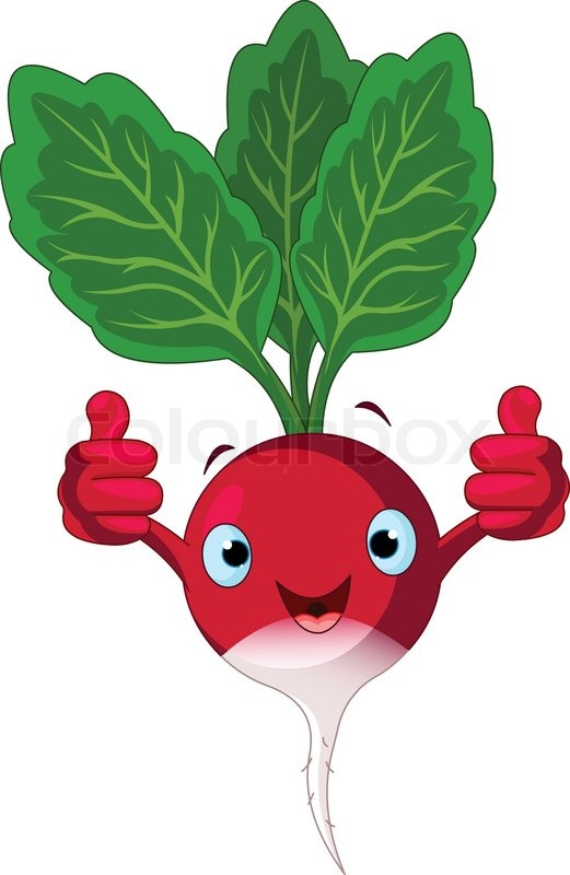 free clipart vegetables cartoon - photo #14