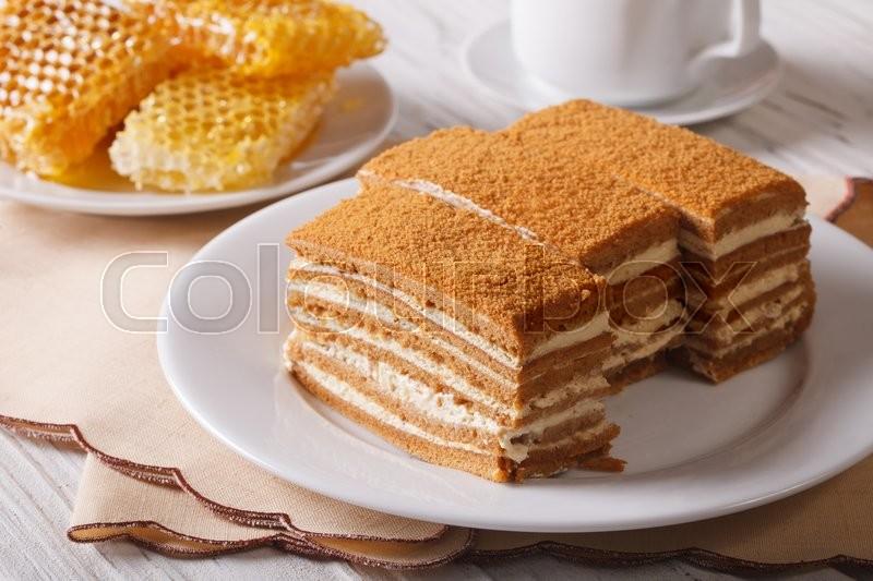 Рецепт торт рыжик и крем