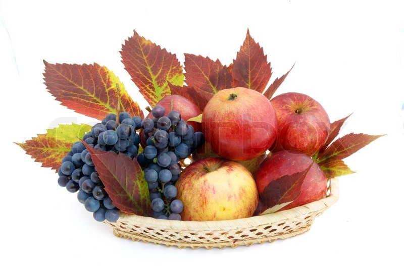 Autumn Apple And Grape Medley Recipes — Dishmaps