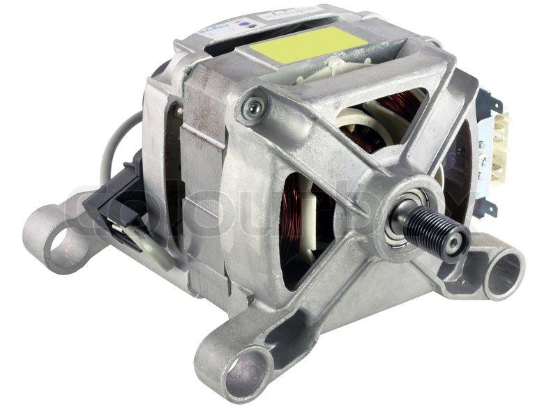 Electric motor for a washing machine mass production for Washing machine electric motor