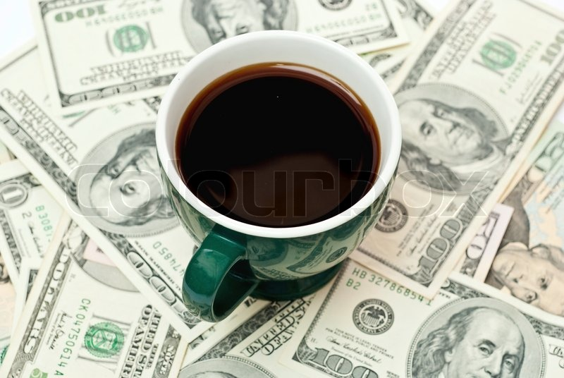 Dollar Cup Of Coffee