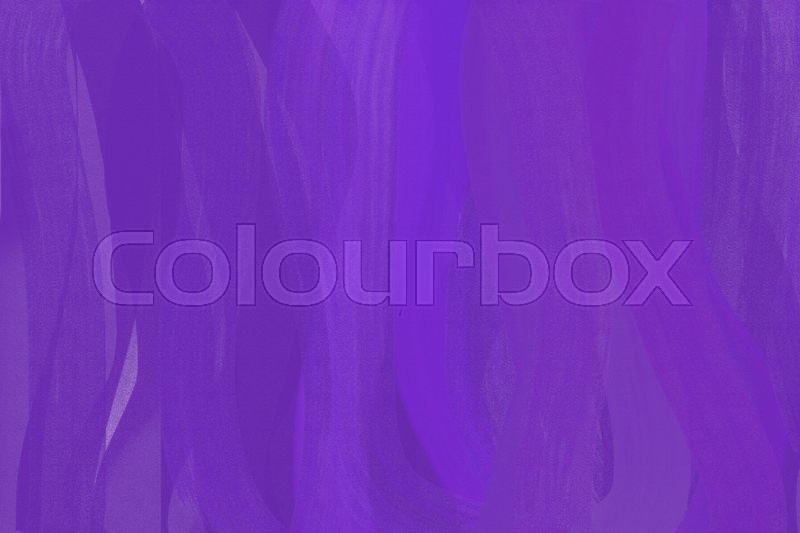 Purple abstract brush texture background, stock photo