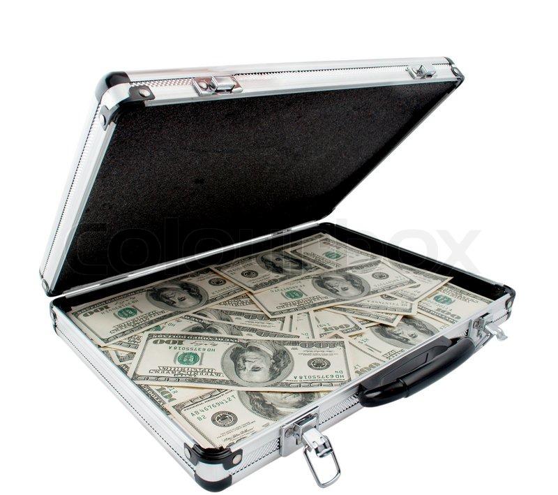 Кейс для денег на свадьбу