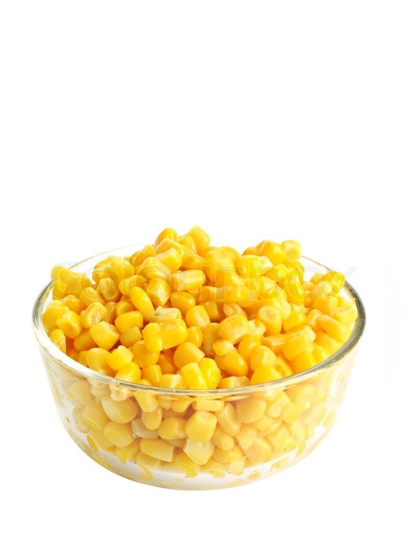 Home Canned Corn