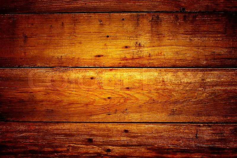 Wood Plank Background ~ Weathered textured obsolete wooden rough planks background