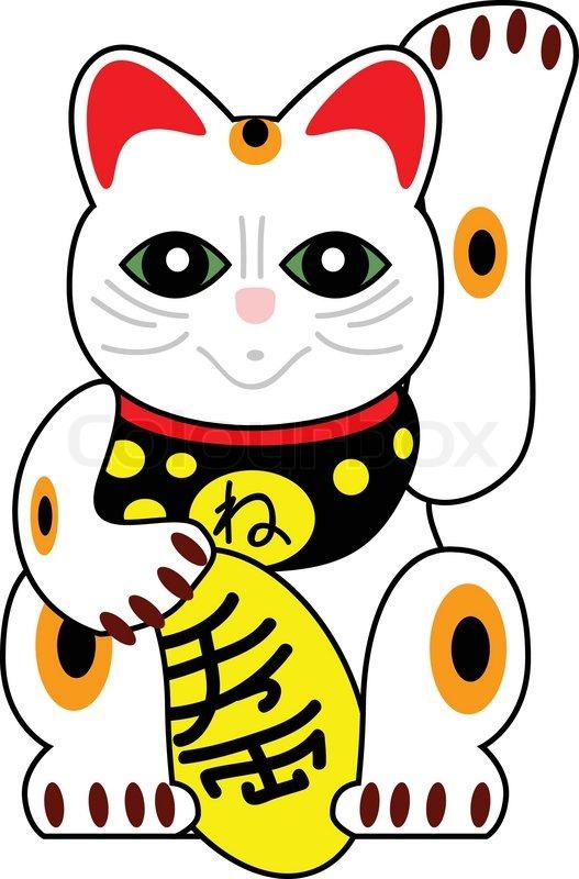 Chinese Cat Symbol