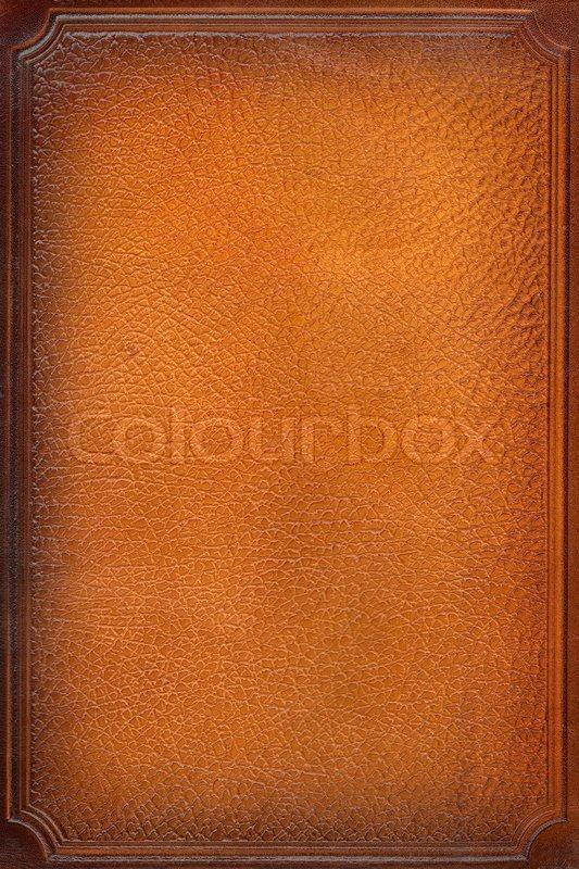 Book Cover Background Color ~ Braun lederhandwerk nachgerüstet jahrgang buch mit textur