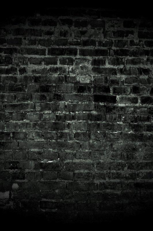 Brickwall Brick Spooky Stock Photo Colourbox