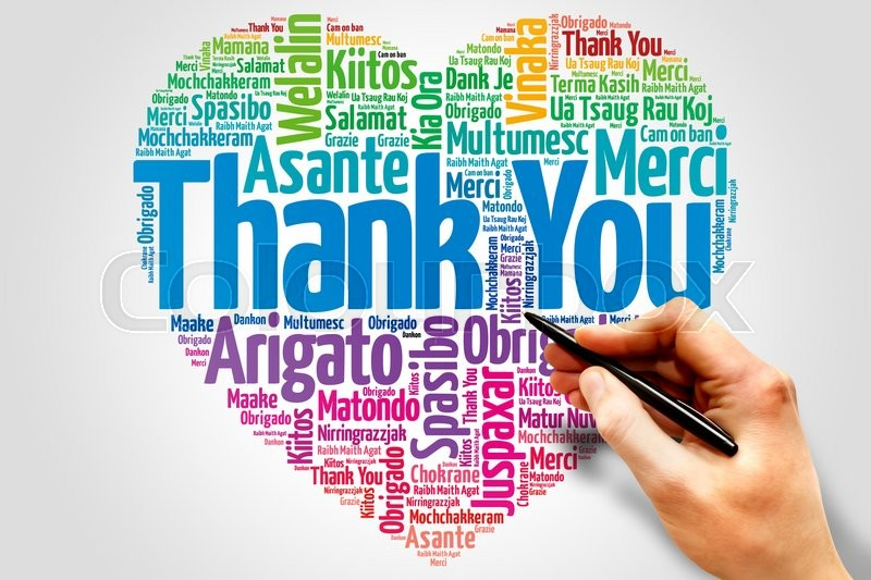 """the powerful words of thank you By showing your appreciation with the use of these two words """"thank you"""", might bring on that only smile that person has shown all day for more information regarding 4-h, please contact cathy brown at 875-2162 or by email cathy_brown@ncsuedu."""