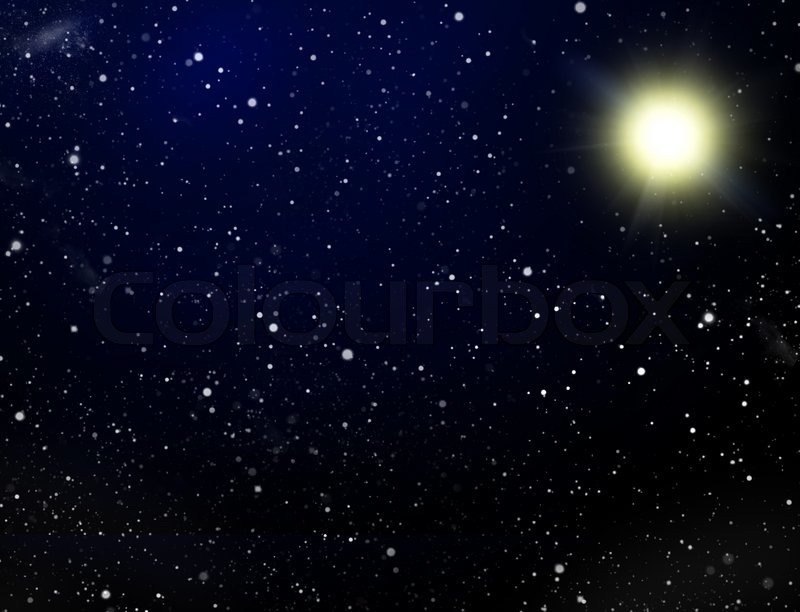 Image result for sun and stars